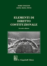 Elementi di diritto costituzionale