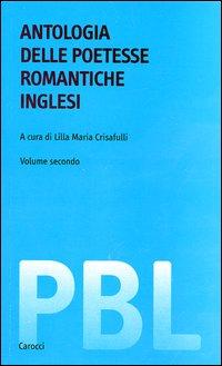 Antologia delle poetesse romantiche inglesi