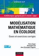 Modélisation mathématique en écologie