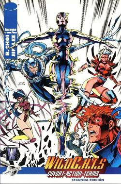 WildC.A.T.s: Covert-Action-Teams