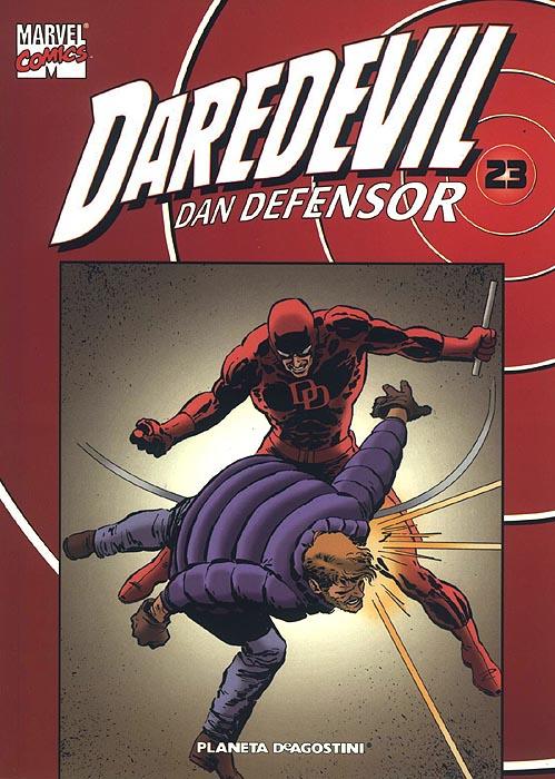 Coleccionable Daredevil/Dan Defensor Vol.1 #23 (de 25)