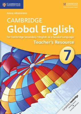 Cambridge Global English. Stages 7-9. Stage 7 Teacher's Resource. CD-ROM