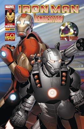 Iron Man & i Vendicatori n. 37