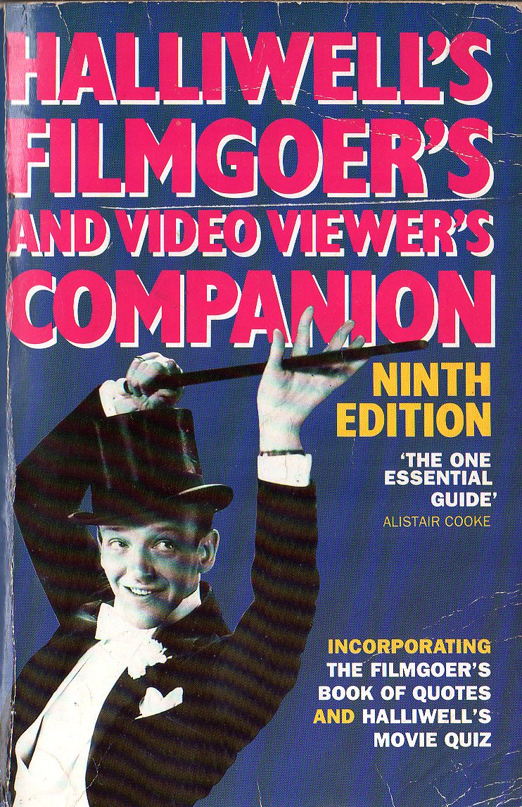 Halliwell's Filmgoer...