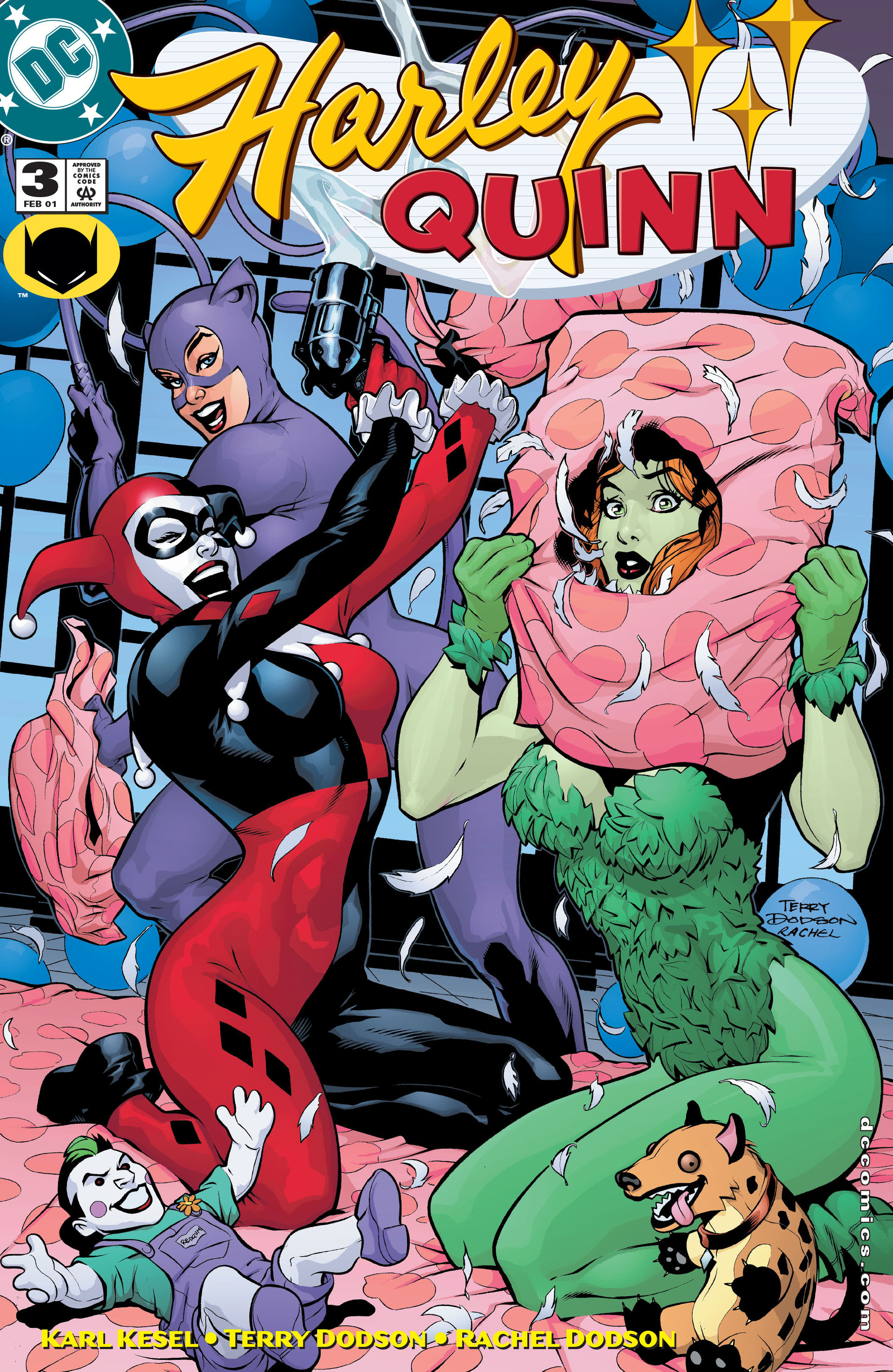Harley Quinn Vol.1 #3