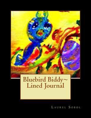 Bluebird Biddy Lined Journal