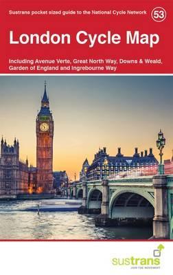 London Cycle Map 53