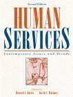 Human Services:Contemporary Issues and Trends