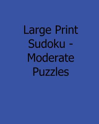 Sudoku Moderate Puzz...