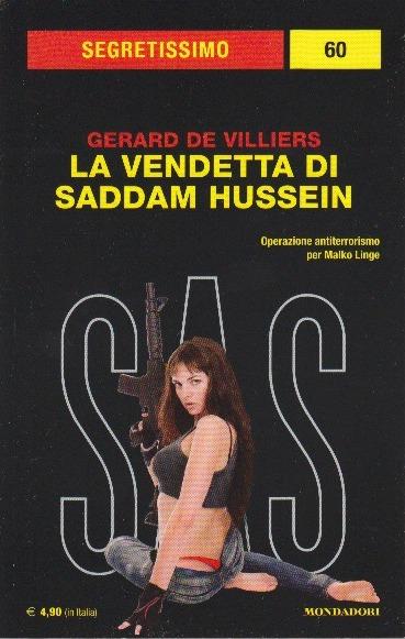 La vendetta di Saddam Hussein