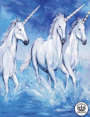 Notebook Kingdom Unicorn Series