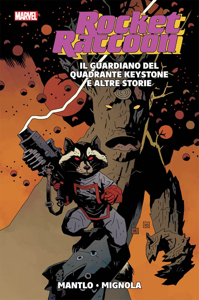 Rocket Raccoon e Sta...