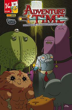 Adventure Time n. 16