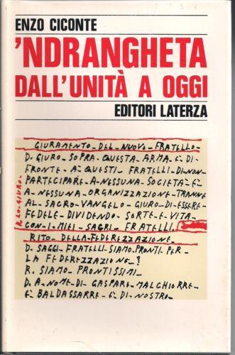 'Ndrangheta dall'Uni...
