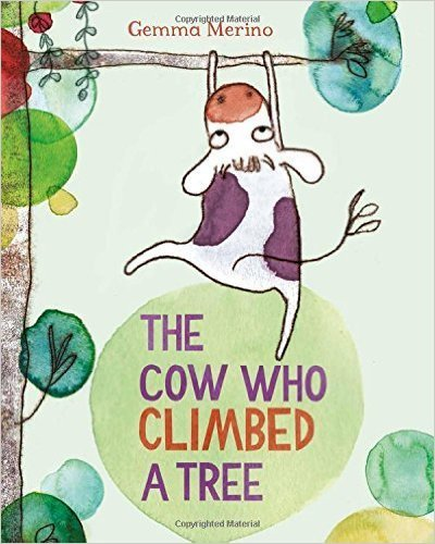 The Cow Who Climbed ...
