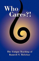 Who Cares?!