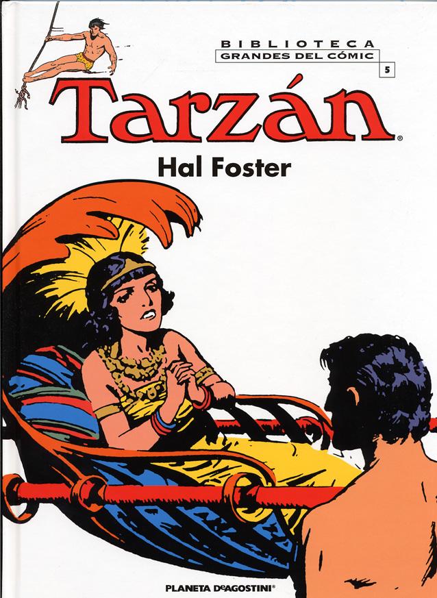 Tarzán #5 (de 18)