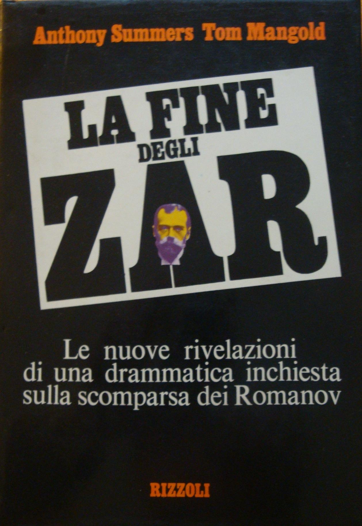 La fine degli Zar