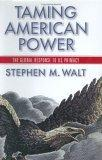Taming American Power