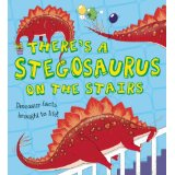 There's a Stegosaurus on the Stairs