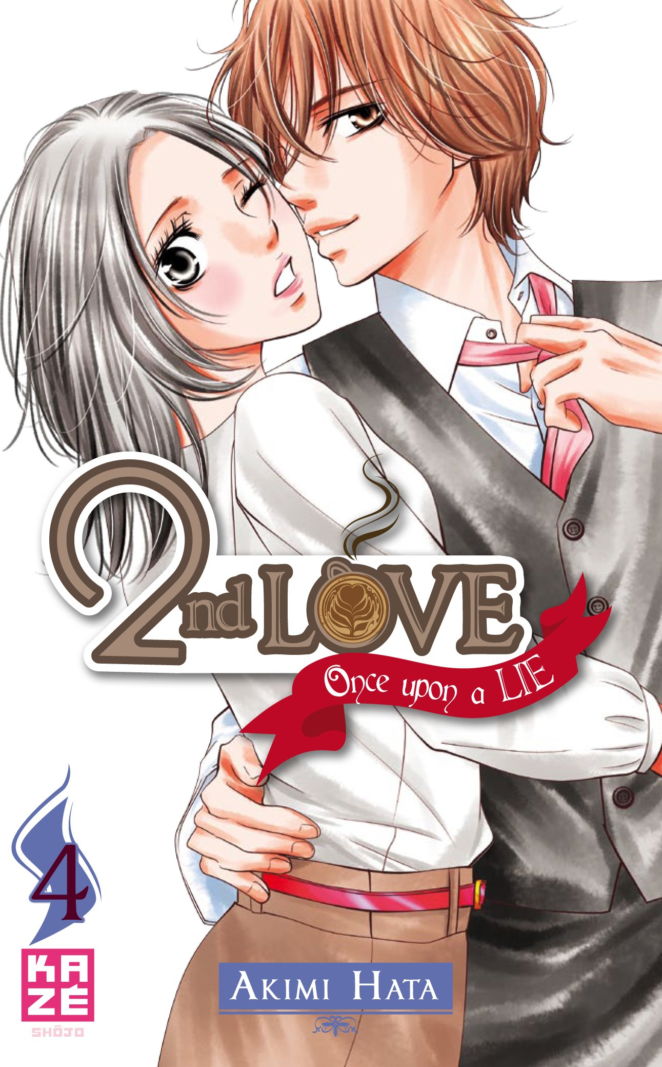 2nd Love: Once upon a Lie, Tome 4