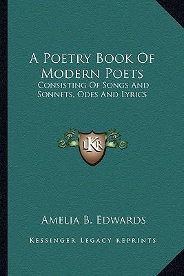 A Poetry Book of Modern Poets