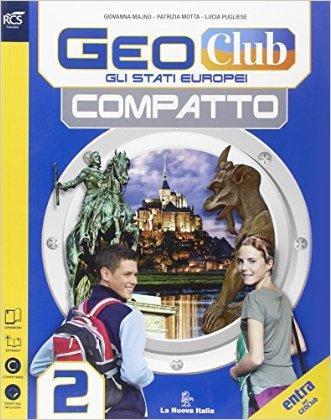 Geoclub compatto. Per la Scuola media. Con e-book. Con espansione online