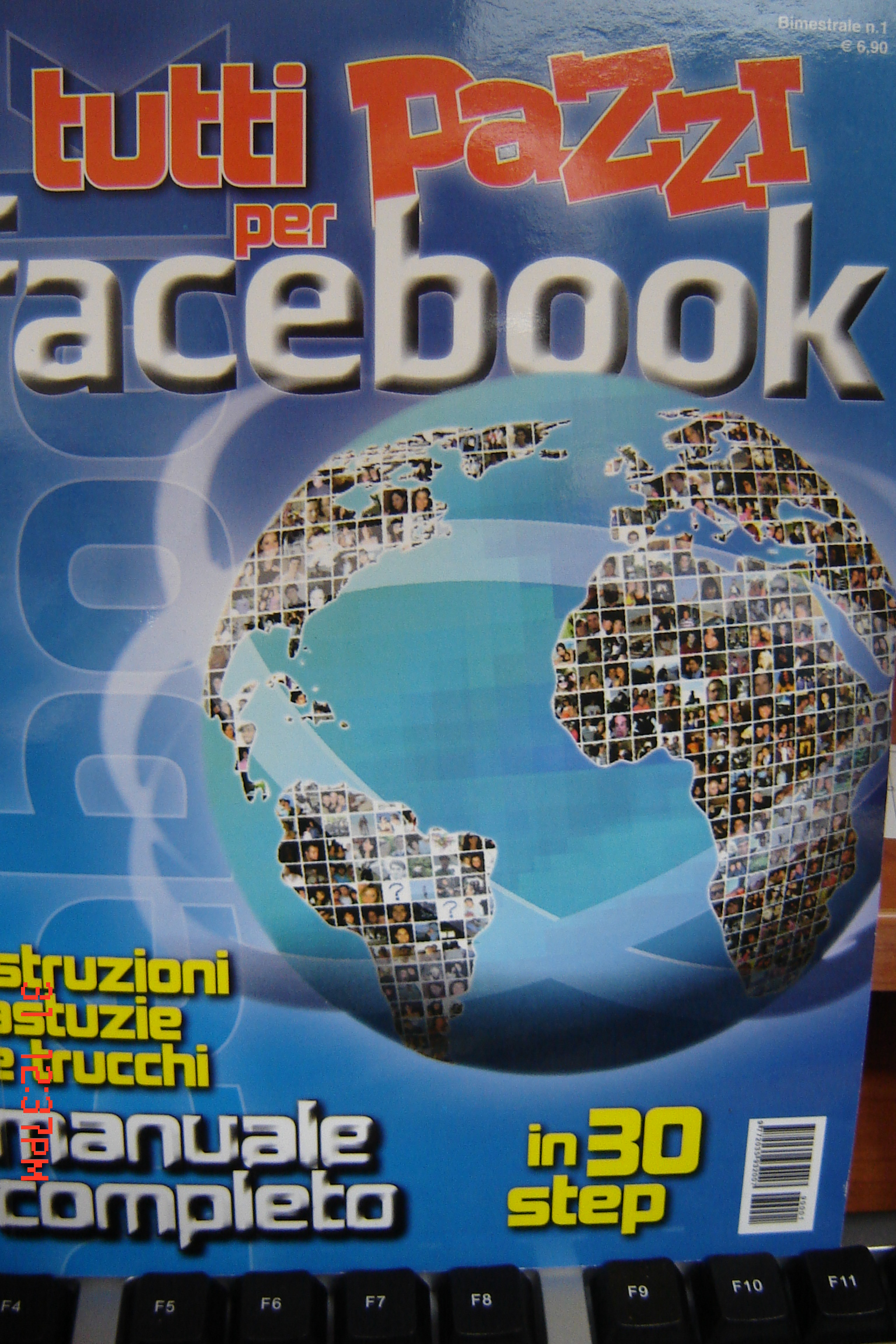 Tutti pazzi per facebook