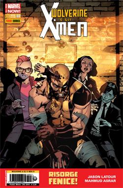 Wolverine e gli X-Men n. 31