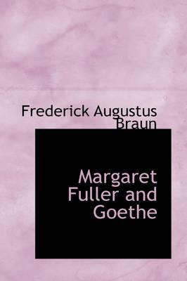 Margaret Fuller and Goethe