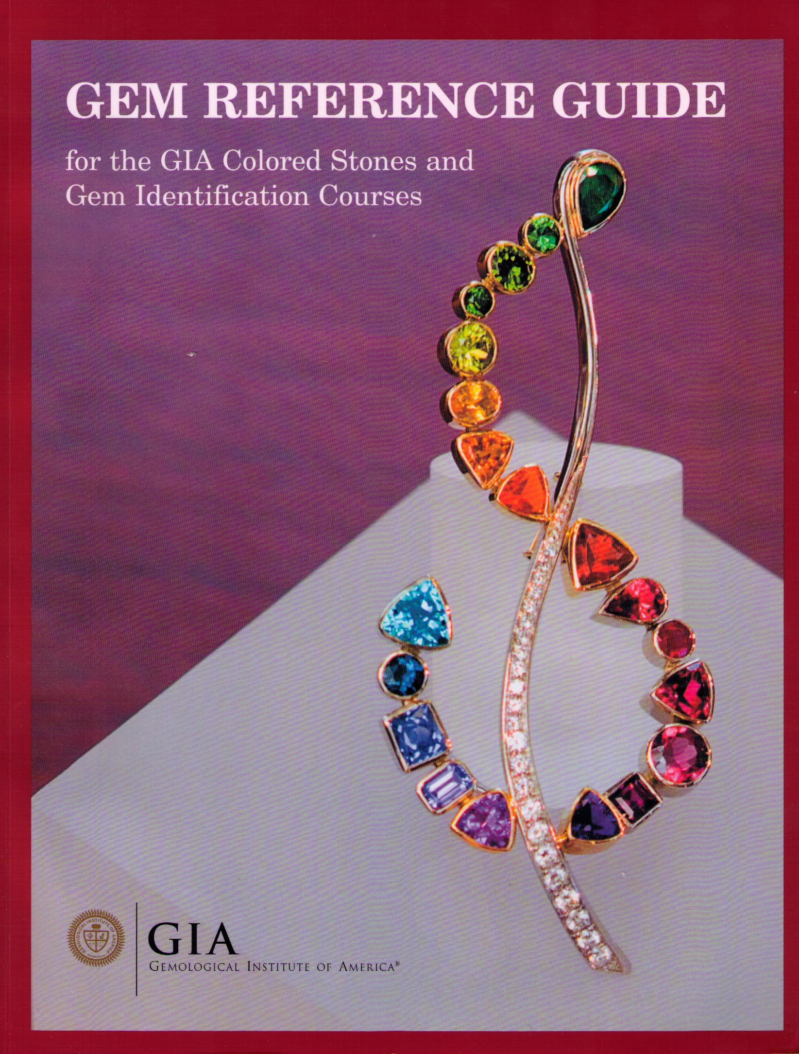 Gem Reference Guide, for the GIA