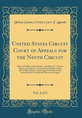 United States Circuit Court of Appeals for the Ninth Circuit, Vol. 2 of 3