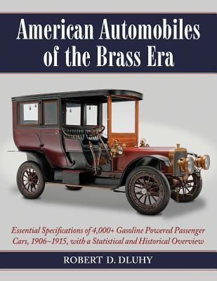 American Automobiles of the Brass Era