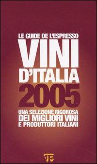 Vini D'Italia 2005 Espresso