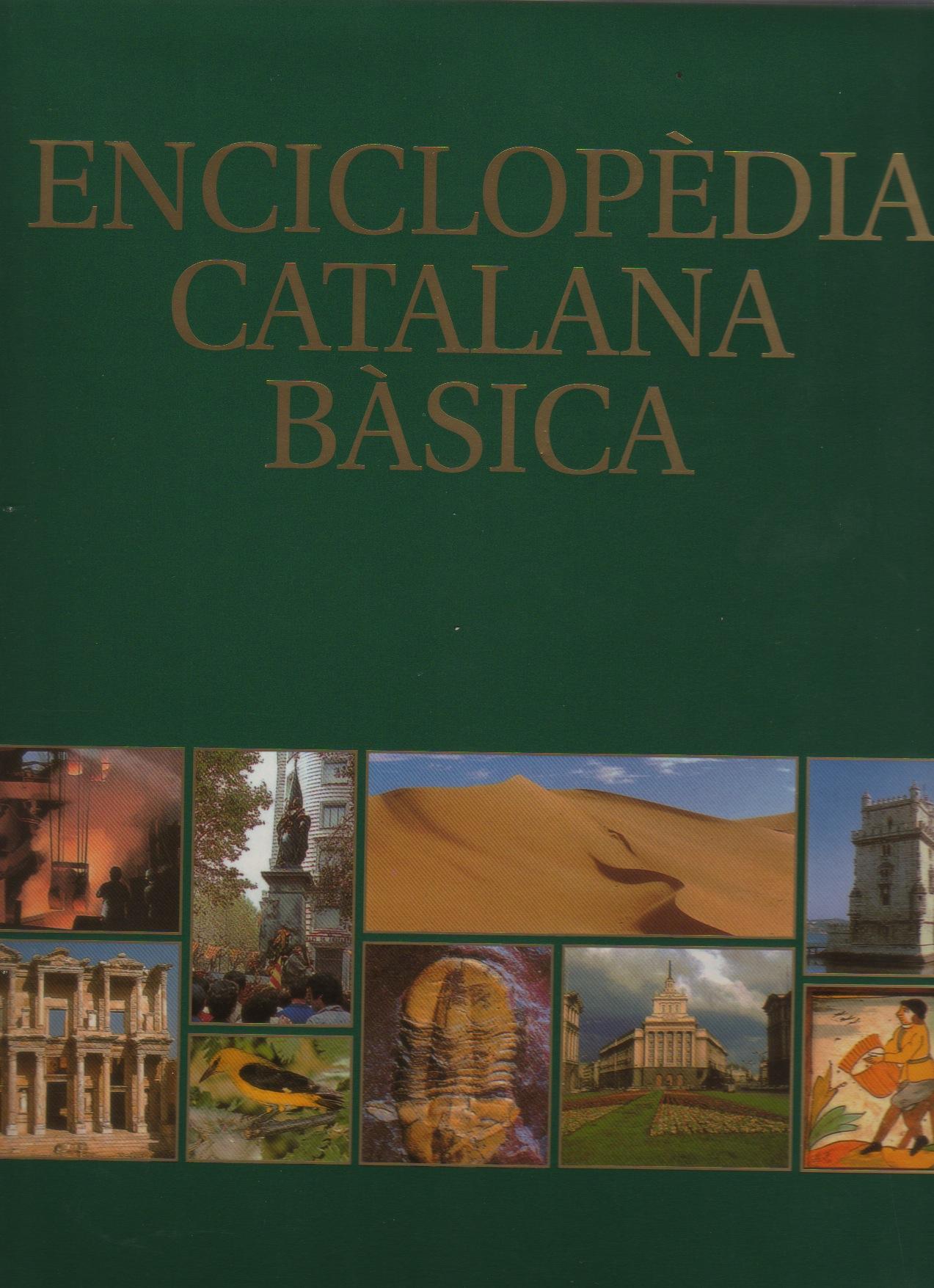 Enciclopèdia catalana bàsica