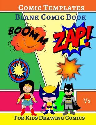 Comic Templates Blan...