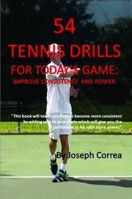 54 Tennis Drills for...