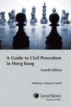 A Guide to Civil Procedure in Hong Kong