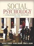 Social Psychology: (...
