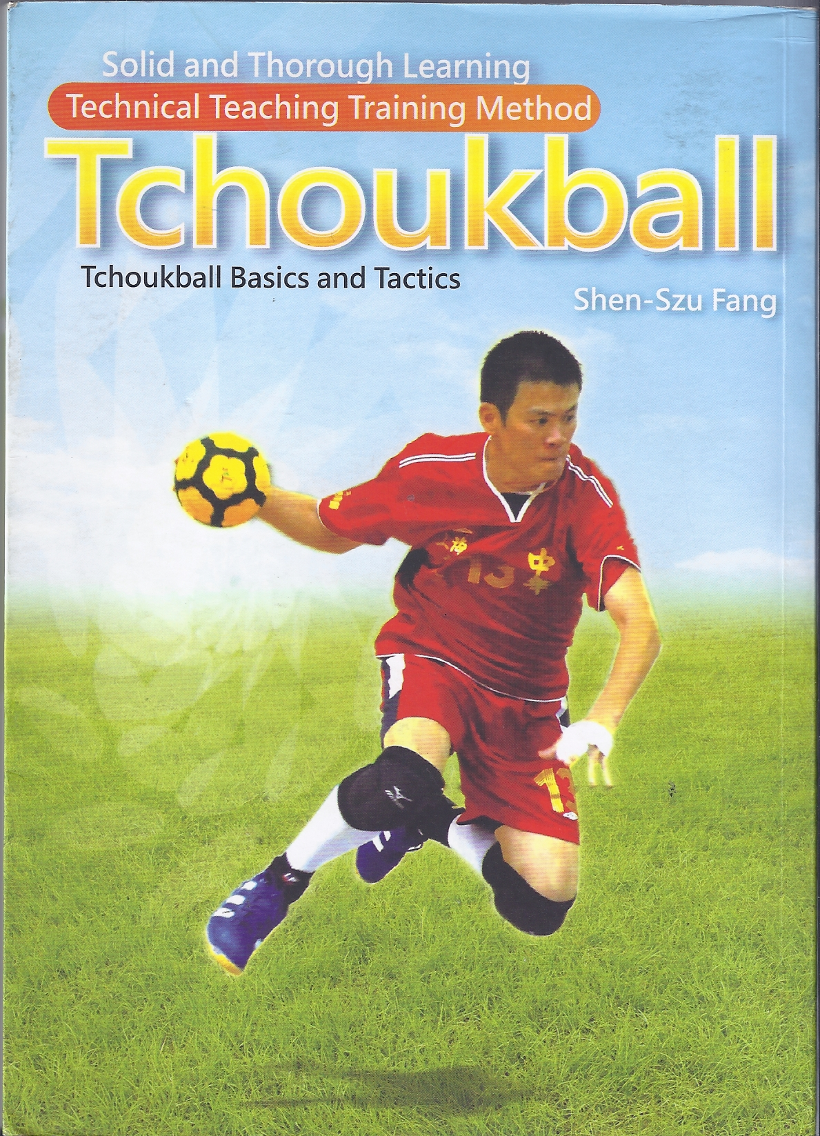 Teaching and Training Tchoukball Techniques