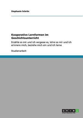 Kooperative Lernformen im Geschichtsunterricht