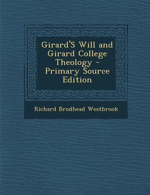 Girard's Will and Gi...