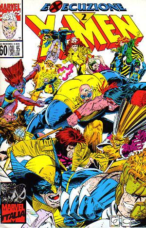 Gli Incredibili X-Men n. 060