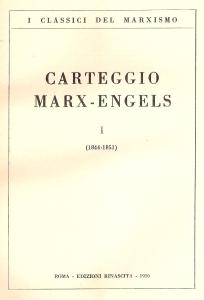 Carteggio Marx - Eng...