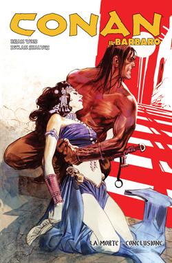 Conan il Barbaro n. 6