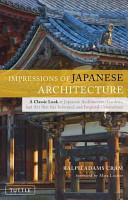 Impressions of Japan...