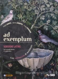 Ad exemplum - Versioni latine
