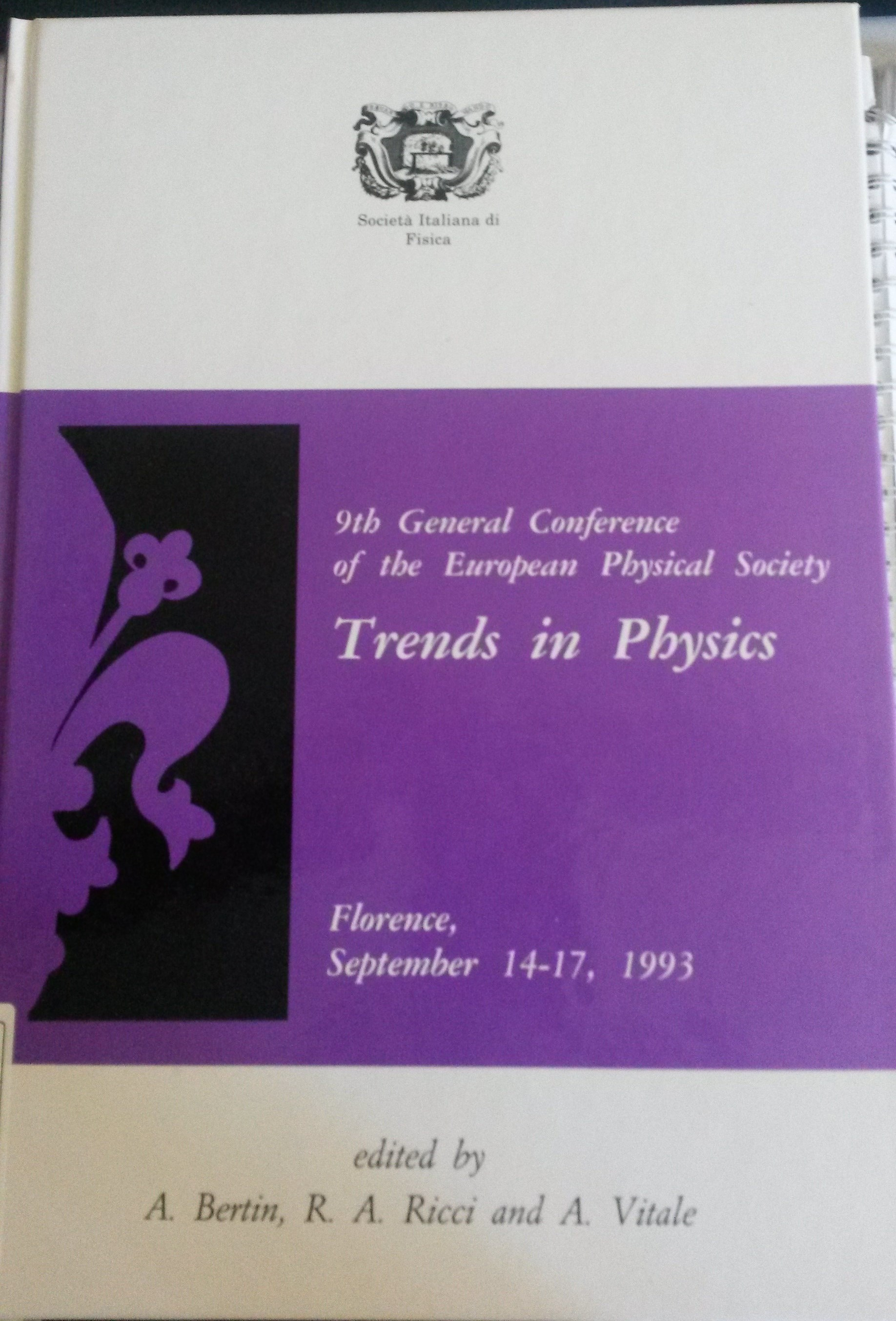 Trends in Physics: 9...