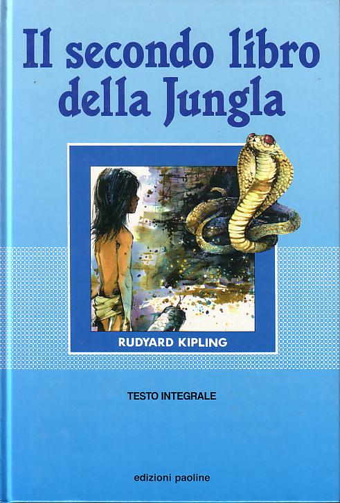 Il secondo libro della Jungla
