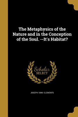 METAPHYSICS OF THE NATURE & IN